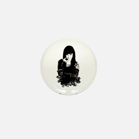 Lost Girl The Kenzi Factor Mini Button