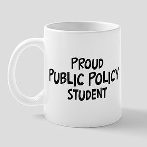 public policy student Mug