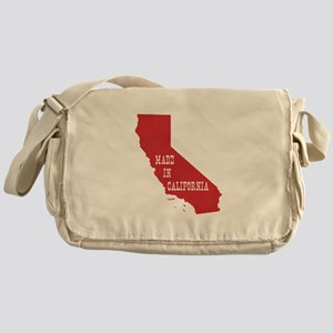 Made in California Messenger Bag