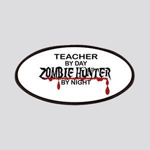 Zombie Hunter - Teacher Patches