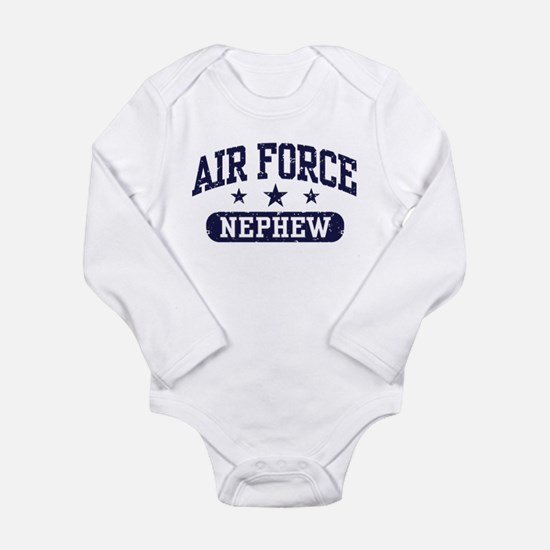 Air Force Nephew Body Suit