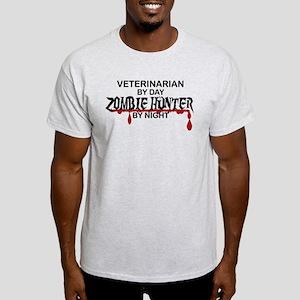 Zombie Hunter - Vet Light T-Shirt