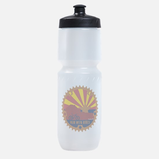Our Mtb Rides Sports Bottle