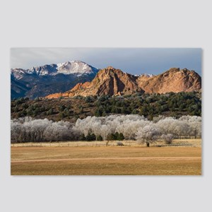 Pikes Peak Postcards (Package of 8)