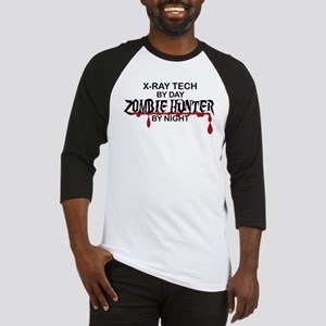 Zombie Hunter - X-Ray Tech Baseball Jersey