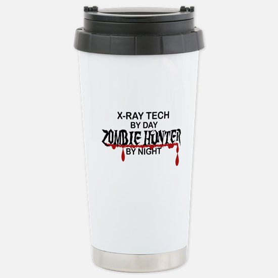 Zombie Hunter - X-Ray T Stainless Steel Travel Mug