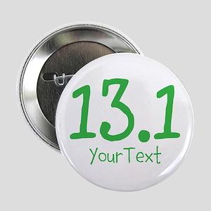 "Customize GREEN 13.1 2.25"" Button"