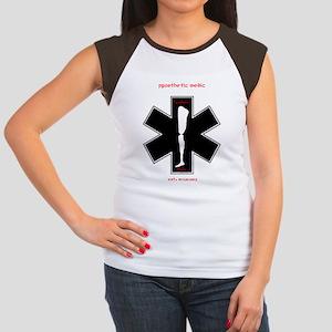 Prosthetic Medic EST Women's Cap Sleeve T-Shirt
