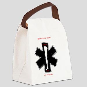 Prosthetic Medic EST Canvas Lunch Bag