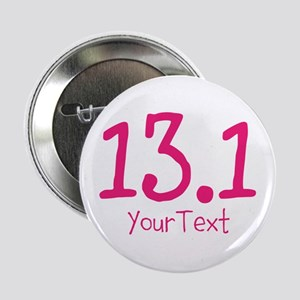 "Customize PINK 13.1 2.25"" Button"