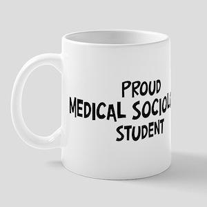 medical sociology student Mug