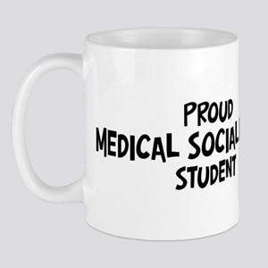 medical social work student Mug