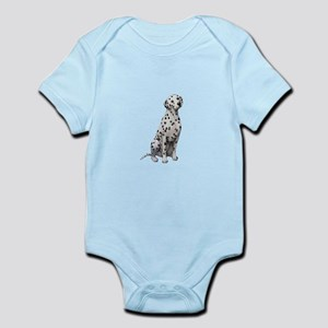 Dalmatian #1 Infant Bodysuit