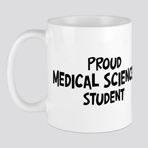 medical sciences student Mug