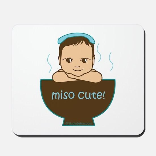 Miso Cute! Mousepad