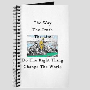 Change the World Journal