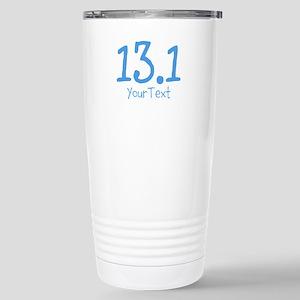 Customize BLUE 13.1 Travel Mug