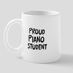 piano student Mug