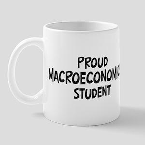 macroeconomics student Mug