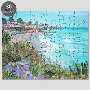 Laguna Beach Puzzle