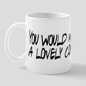 Lovely Corpse Mug