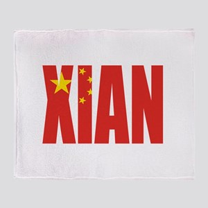 Xian Throw Blanket