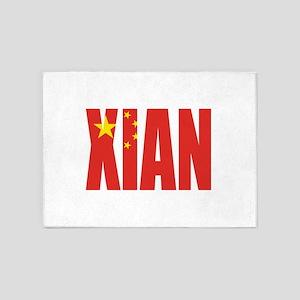 Xian 5'x7'Area Rug