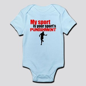 My Sport Is Your Sports Punishment Body Suit