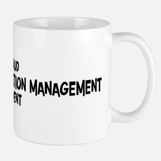 parks and recreation manageme Mug