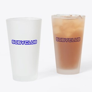 Classic Euro Drinking Glass