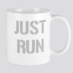 Just Run Mugs
