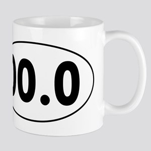 00.0 Running Oval Mugs