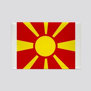 Flag of Macedonia Magnets