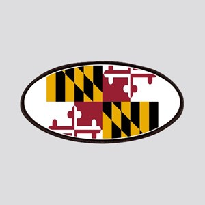 State Flag of Maryland Patches