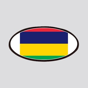 Flag of Mauritius Patches