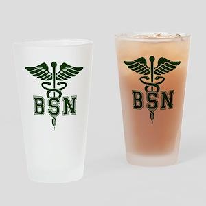 BSN Drinking Glass