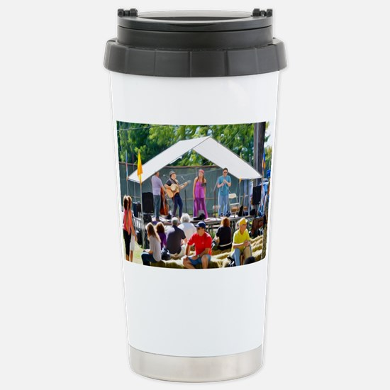 Musicians And Performer Stainless Steel Travel Mug