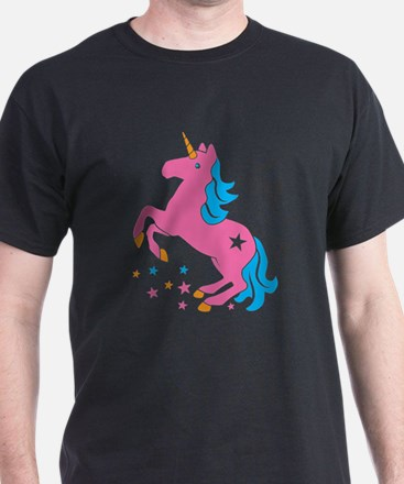 Pretty pink unicorn T-Shirt