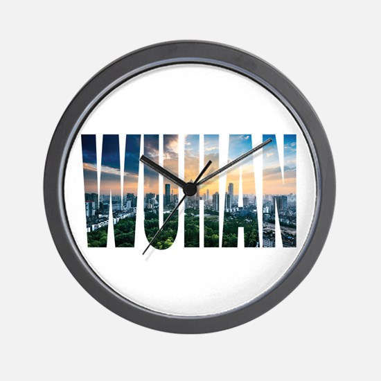 Wuhan Wall Clock