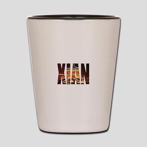 Xian Shot Glass
