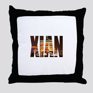 Xian Throw Pillow