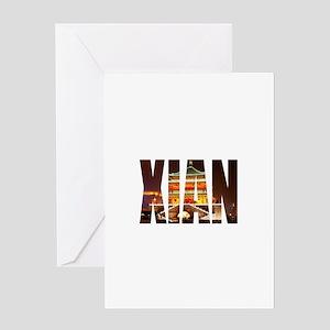 Xian Greeting Cards
