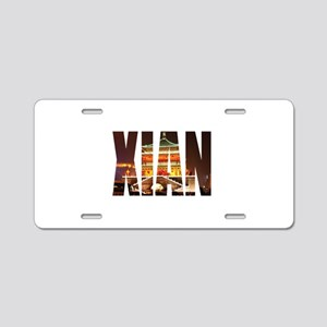 Xian Aluminum License Plate