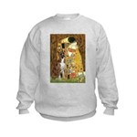 The Kiss & Boxer Kids Sweatshirt