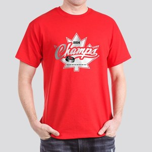 Canada 2014 Dark T-Shirt