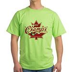 Canada 2014 Green T-Shirt