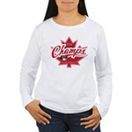 Canada 2014 Women's Long Sleeve T-Shirt