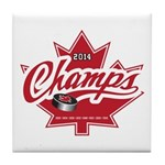 Canada 2014 Tile Coaster