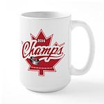 Canada 2014 Large Mug