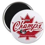 Canada 2014 Magnet